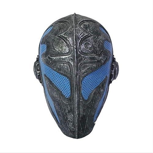 mas barato YaPin Mascarada de Halloween Máscara de Fibra de de de Vidrio Cruz Rey CS Máscara Projoectora de Campo  servicio considerado