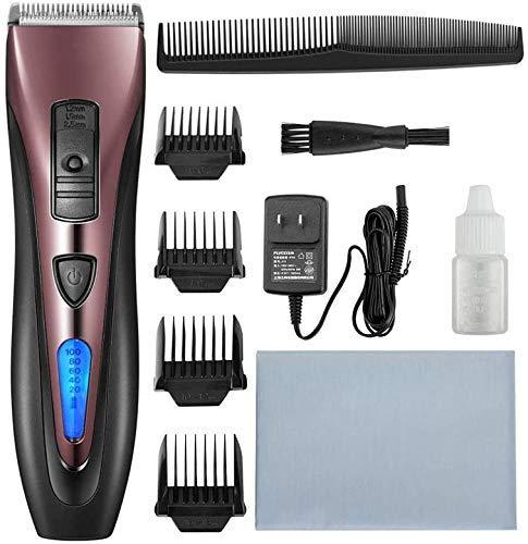 Pelo tijeras de corte de la herramienta eléctrica cortadora de cabello con...