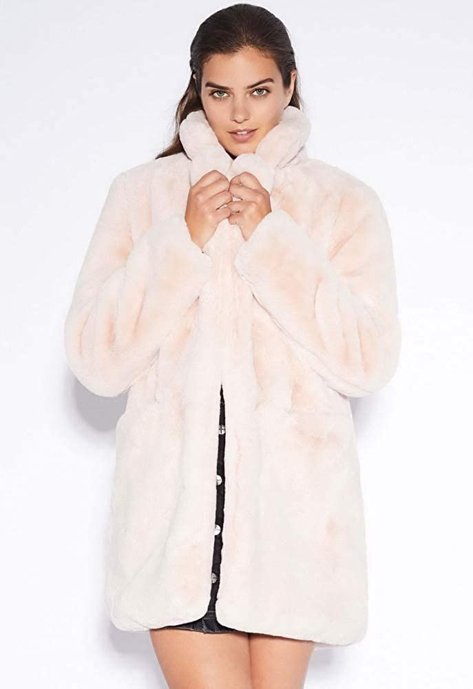 Apparis Women's Sophie Coat Max 81% OFF Faux Popular brand in the world Fur