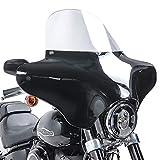Carenado Batwing BW9 para Honda Shadow 750 Black Spirit