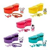 Barbie Mascotas Color Reveal, color monocromático con accesorios sorpresa (Mattel GTT11)