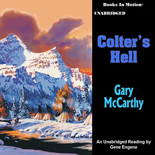 Colter's Hell audiobook cover art