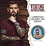 Viking Revolution Tattoo Care Balm for Before, During & Post Tattoo – Safe, Natural Tattoo Aftercare Cream… 6
