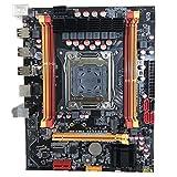 SovelyBoFan la Placa Base de Computadora de Lujo X79-2011 Pin Admite Ranuras de Memoria ECC4 Compatibles con E5 2680 V2 2660