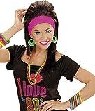 COOLMP Lot de 3 - 15 Bracelets Multicolores fluos - Taille Unique - Accessoires de fête,...