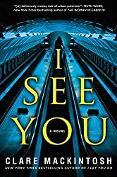 book titled I See You