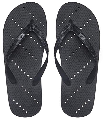 Showaflops Mens' Antimicrobial Shower & Water Sandals