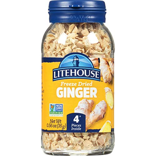 Freeze Dried Ginger