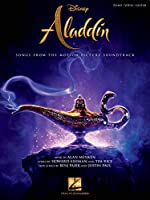 Aladdin: Piano / Vocal / Guitar: Songs from the Motion Picture Soundtrack