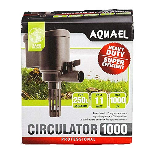 Aquael 5905546131872 Pumpe Circulator 1000