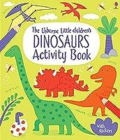 Little Children's Dinosaurs Activity Book