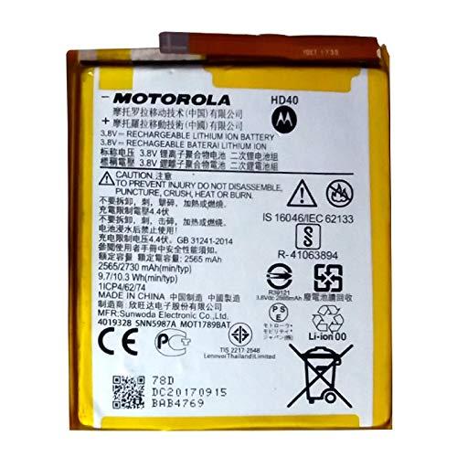 Bateria Para Celular Motorola Moto Z2 Force Xt1789 Hd40 Primeira Linha