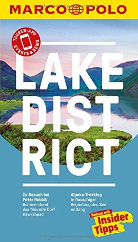 MARCO POLO Reiseführer Lake District: Reisen mit Insider-Tipps. Inkl. kostenloser Touren-App und Event&News
