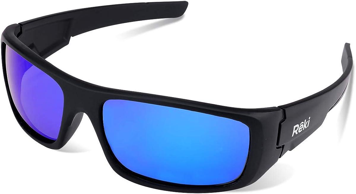 Reki Polarized Soldering Sports Sunglasses for Cycling Men Women Max 81% OFF Running D