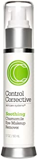 Sponsored Ad - Control Corrective Chamomile Eye Makeup Remover | Safe for Lash Extensions | Includes Eyebright Extracts to...