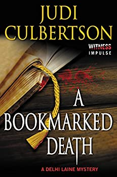 A Bookmarked Death 0062365150 Book Cover