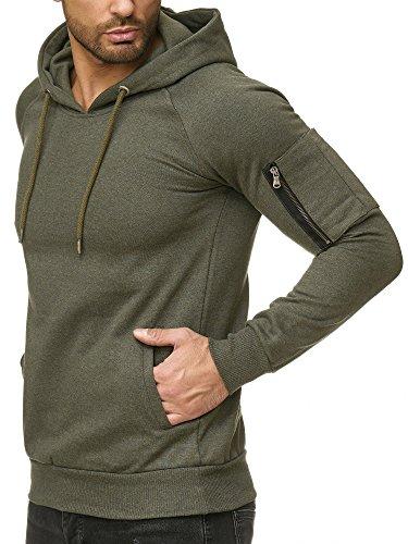 Tazzio 18213 Sweatshirt voor heren
