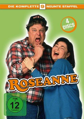 Roseanne - Staffel 9 (4 DVDs)