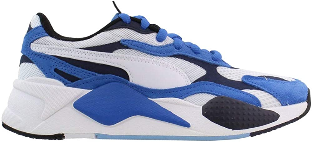 PUMA Mens Rs-X³ Super Lace Up Popular standard - Casual Shoes White Sneakers In a popularity