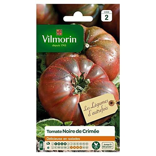 Vilmorin : Tomate Noire De Crimée