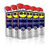 WD-40 - 300280 Specialist Industrial Strength Degreaser Fast-Acting Formula with PowerSolve Technology and SMART STRAWSPRAYS 2 WAYS, 15 OZ [6-Pack]