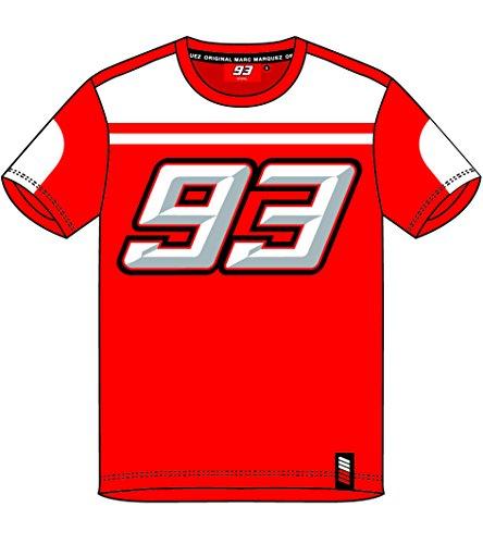 MotoGP Apparel–Chaqueta Front Insert 93, rojo, talla L