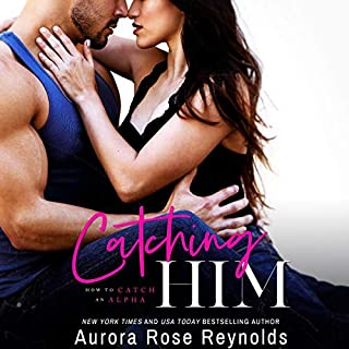 Catching Him audiobook cover art
