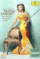 Anne-Sophie Mutter Mozart: Concertos / Sonatas / Trios [DVD] [Import]