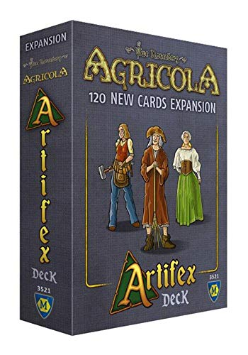 Agricola Artifex Deck - English
