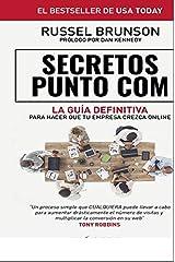 Secretos punto com (Spanish Edition) Paperback