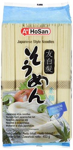 A+ Nudeln Tomoshiraga Somen 453g, 12er Pack (12 x 453 g)