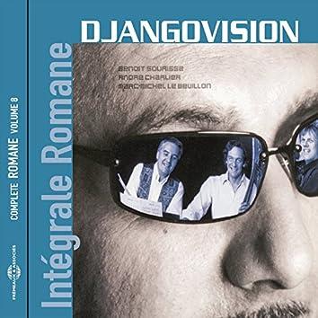 Djangovision (Intégrale Romane, vol. 8)
