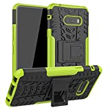 LFDZ Compatible with LG V50S ThinQ 5G Case,Heavy Duty Tough