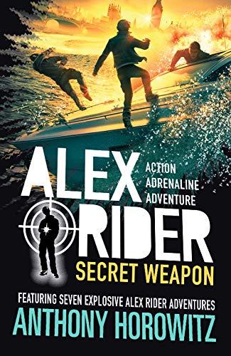 Secret Weapon (Alex Rider)