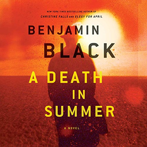 A Death in Summer audiobook cover art