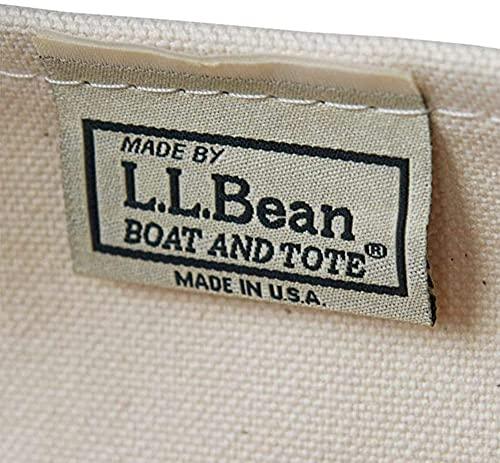 L.L.Bean(エルエルビーン)ボート・アンド・トート・バッグオープン・トップミディアムキャンバスブラック0M19610001
