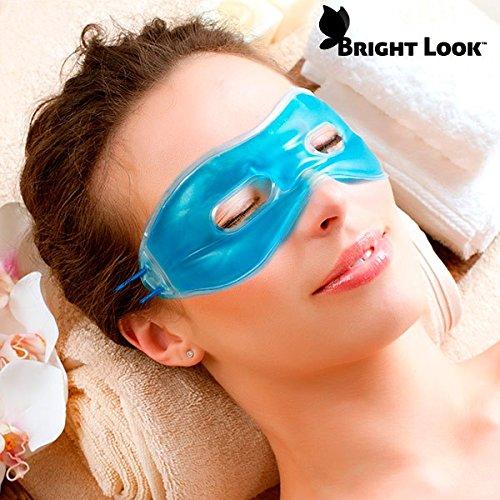 welzenter Bright Look – Menottes de gel de relaxation, usage en chaud et froid