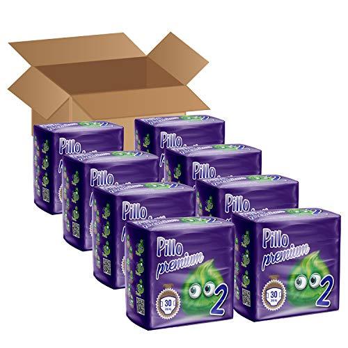 Pillo Premium Mini Taglia 2, 1x30, 30 Pannolini