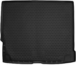Tapis de Coffre Bac de Protection Antiderapant en Caoutchouc sur Mesure Volvo XC60 2017-2020