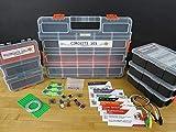Brown Dog Gadgets - Crazy Circuits Classroom Set, Circuits 101 (4 Student Pack)