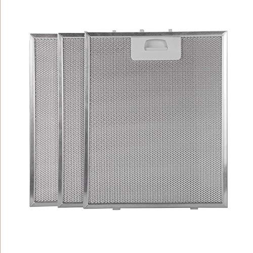 Recamania Filtro Campana extractora 320x260-3 Unidades