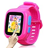 FOROPIOLY Watch for Kids Watch Kids Smart Watch for Kids Watch with Games Camera Alarm Timer Pedometer Wrist Watch for Kids Boys Girls Toys Age 3-11 Years Birthday Festival Gifts Education Toys