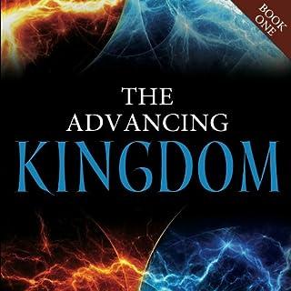 The Advancing Kingdom audiobook cover art
