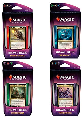 Magic The Gathering - Sammelkarten, Mehrfarbig, Wizard