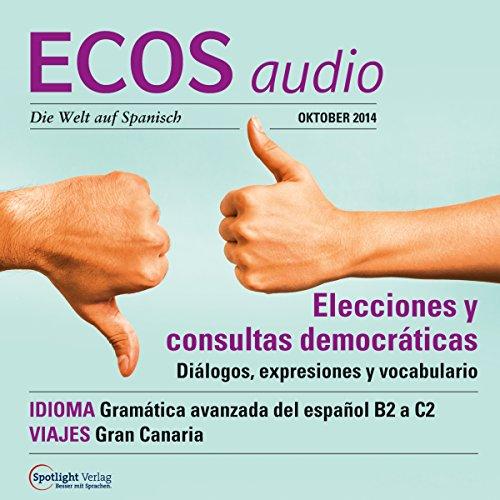 ECOS Audio - Elecciones y consultas democráticas. 10/2014 Titelbild