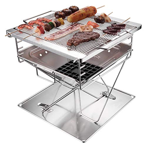 North cool Holzkohlegrills, Grills Outdoor-Kochen, Holzkohlegrills, Outdoor-Grillkohle, BBQ-Grillkohle, Griddle Grill Combo, Grill- und Grillkombination, Holzkohlegrill-Kombination, Holzkohleofen