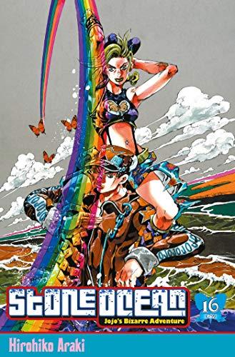 Stone Ocean - Jojo's bizarre adventure Vol.16