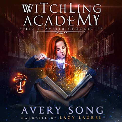 Witchling Academy: Semester One cover art