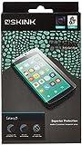 One Plus 800467 Ausgeglichenes Glas-Schirm-Schutz für Sony Xperia Z3 (0.33mm 2.5D)