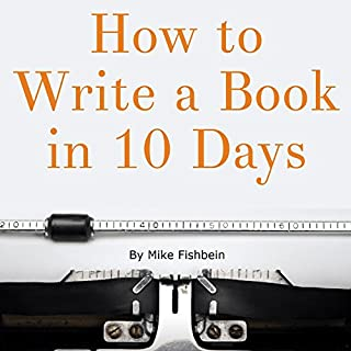 How to Write a Book in 10 Days cover art